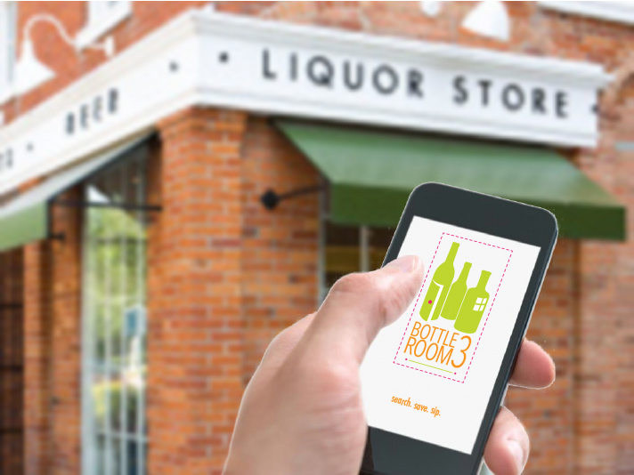 Getting more customers into your liquor store with personal service, supplier marketing dollars and the BottleRoom 3 app