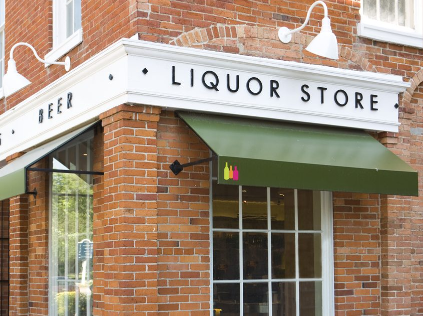 Getting more customers into your liquor store with personal service